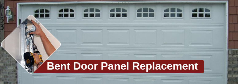 panel replacement can be fairly simple if you have the proper tools and experts however often times the tricky part is finding the same panel to replace - Garage Door Panel Replacement